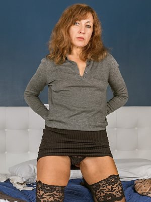 Cougar in Stockings